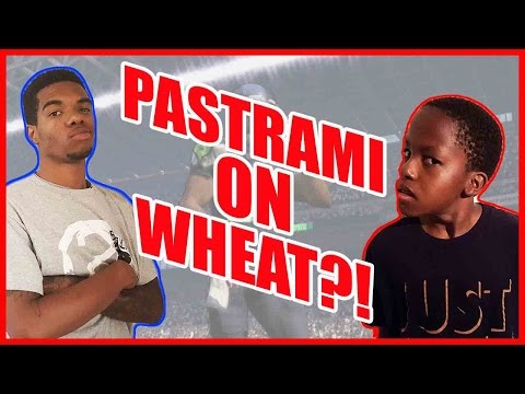 HAHA!! PASTRAMI ON WHEAT ?!  - MADDEN 16 PS4 GAMEPLAY