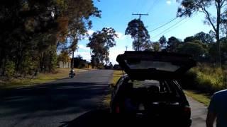 Turbo pocket bike 50cc part 2