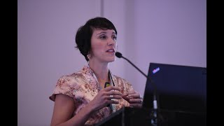 Elzette Schutte, Hortgro, on ornamental industry in South Africa, CIOPORA Conference 2019