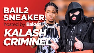 KALASH CRIMINEL - Bail 2 Sneakers