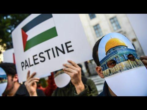 Erdogan appelle à reconnaître Jérusalem-Est comme capitale de la Palestine