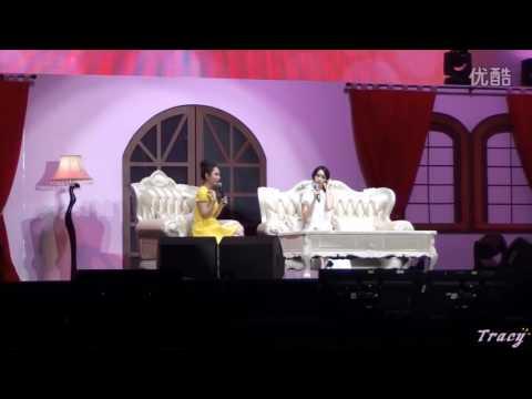 【FANCAM】  160702 YoonA FM in China Blossom (Guangzhou)