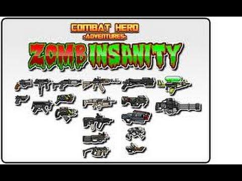quotzombinsanityquot combat hero adventures 2 youtube