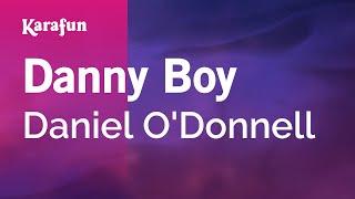Karaoke Danny Boy - Daniel O'Donnell *