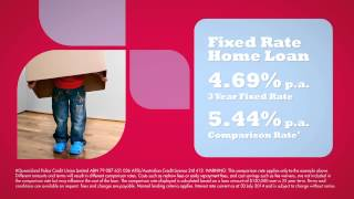 3 year fixed rate home loan