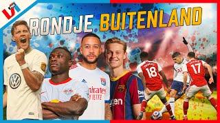 Suley Over Brobbey's (Goede) Keuze, Barça Kampioen, Memphis Bij Een Topclub & Meer!