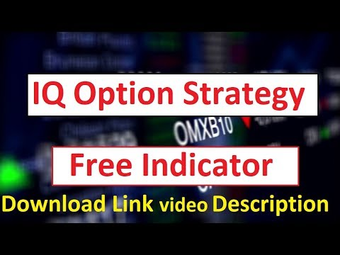 BINARY OPTION Strategy with Free INDICATOR 2018 || Strategy Name- Forex Pips Striker for IQ OPTION