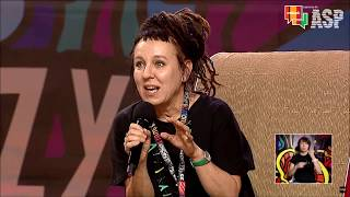Pol'and'Rock: Olga Tokarczuk na ASP