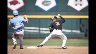 Highlights: Oregon State stumbles in College World Series opener against North Carolina