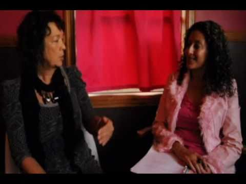 Rania El zahar Interviews Maggie Landman 'The Earth Whisperer'