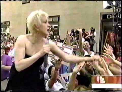 Cyndi Lauper   & Money Changes Everything 2006