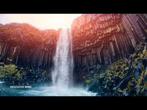 639 Hz Music with Waterfall Sounds    Soothe your Heart, Mind & Body    Solfeggio Frequency Music