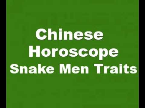 Chinese Horoscope Snake Men Characteristics and Personality Traits