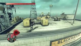 Alex mercer freeroam gameplay #3 [PROTOTYPE®2]