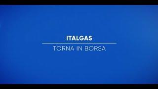 Italgas torna in Borsa