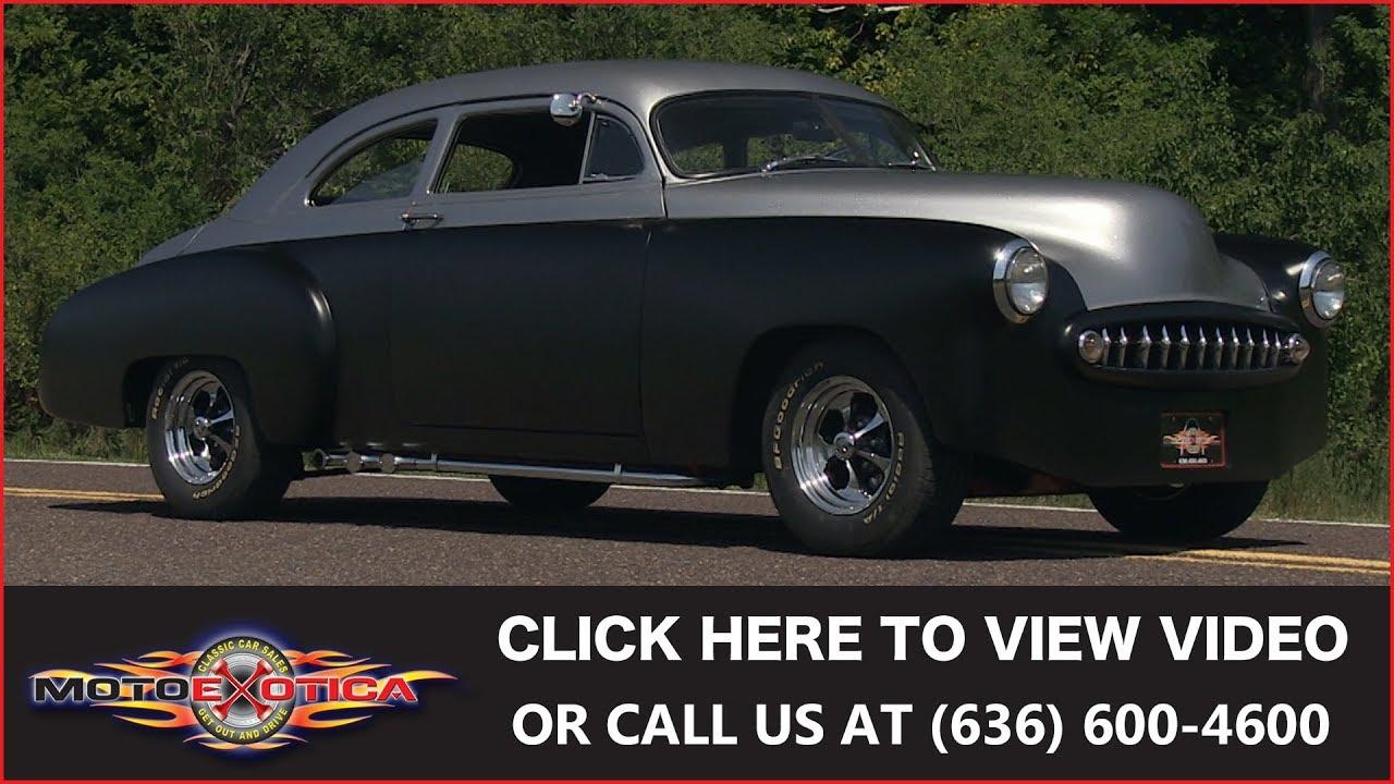 LED TAIL LIGHTS 1951 1952 CHEVROLET CARS BELAIR DELUXE STYLELINE 1 PAIR NEW