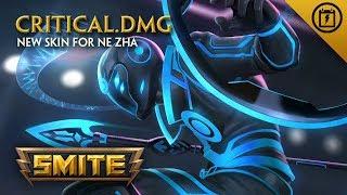 SMITE - New Skin for Ne Zha - Critical.DMG thumbnail