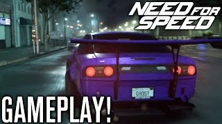 Need for Speed 2015 Gameplay | NISSAN 180SX CUSTOMIZATION & DRIFTING GAMEPLAY!!! (DIRECT FEED)