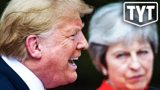 Trump Pretends To Know What Brexit Is