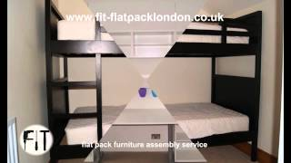 Flat Pack Installation Titan - Furniture Assembly Service In London - 02036640640