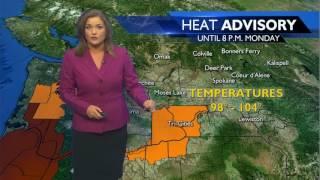 Evening Forecast for June 4