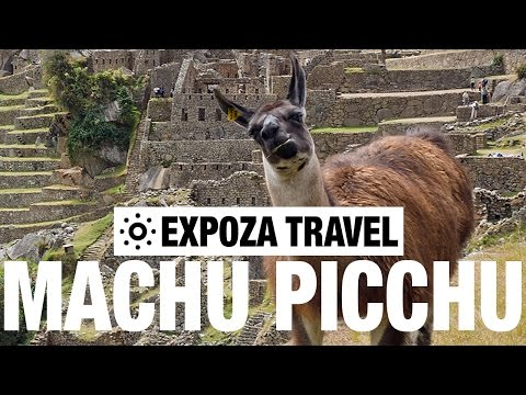 Machu Picchu Vacation Travel Video Guide