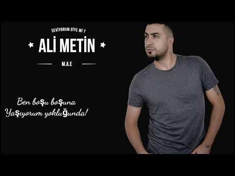 Ali Metin - Seviyorum Diye Mi ? | #ArsızBela