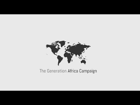 The Generation Africa Campaign Workshop Highlights