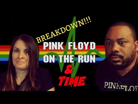 PINK FLOYD Time/On the run Reaction!!!