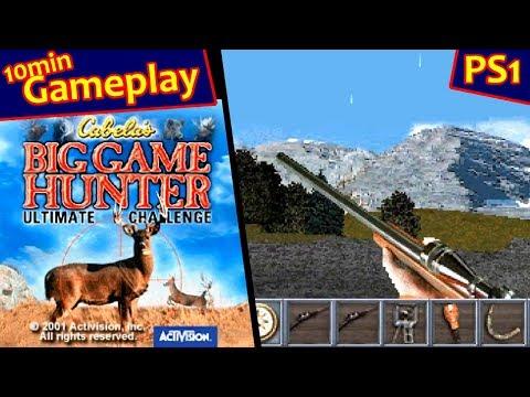 Cabela's Big Game Hunter: Ultimate Challenge ... (PS1)