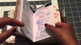 May/June Field Notes Planner Set Up