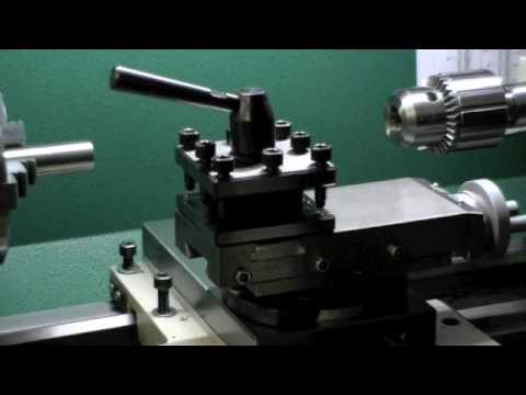 Grizzly G0602 Upgrade: Adding a Quick Change Tool Post to my Metal Lathe