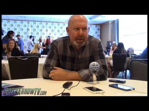 Marc Guggenheim  Arrow Season 6  ComicCon 2017