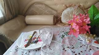 Миленькое украшение на праздничный стол