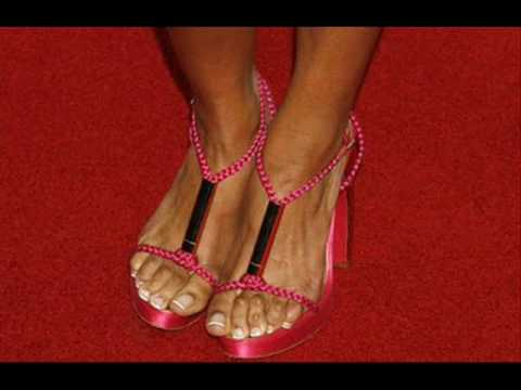 Does Keri Hilson Have Ugly Feet ?