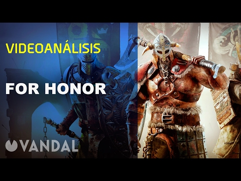 FOR HONOR: Vídeo Análisis
