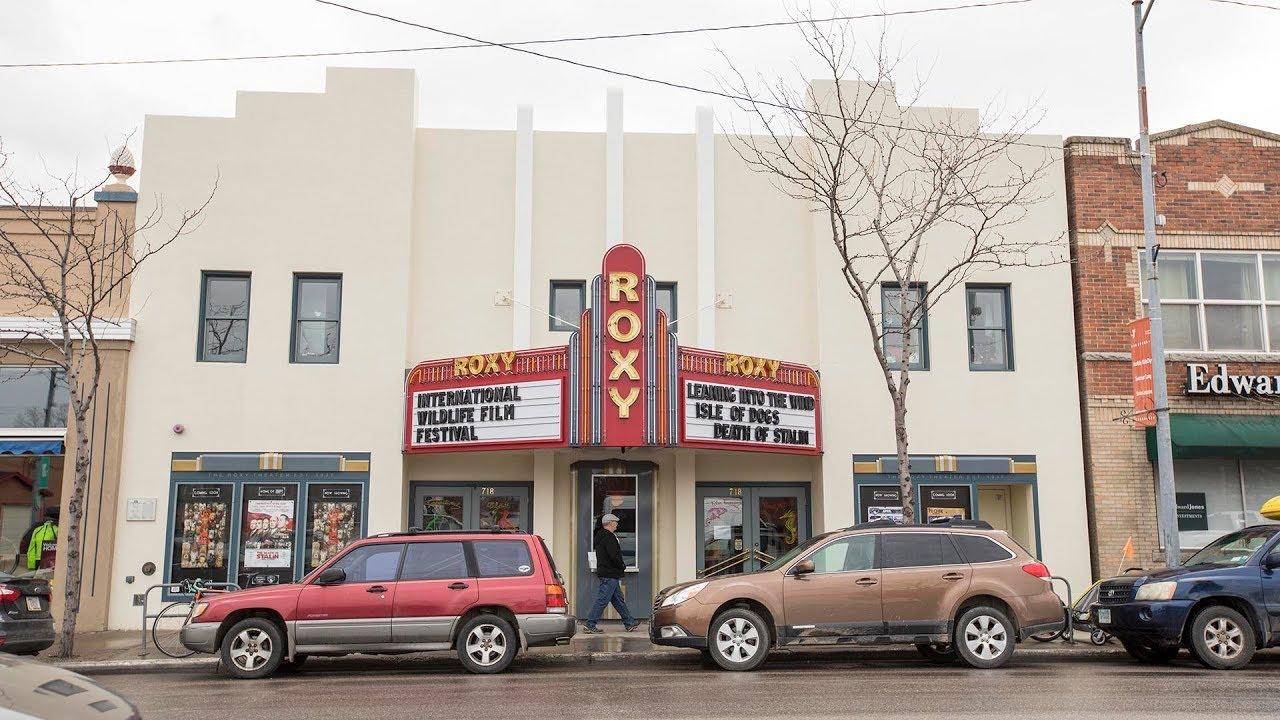 About | The Roxy Theater