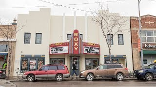 Art-House America: The Roxy Theater