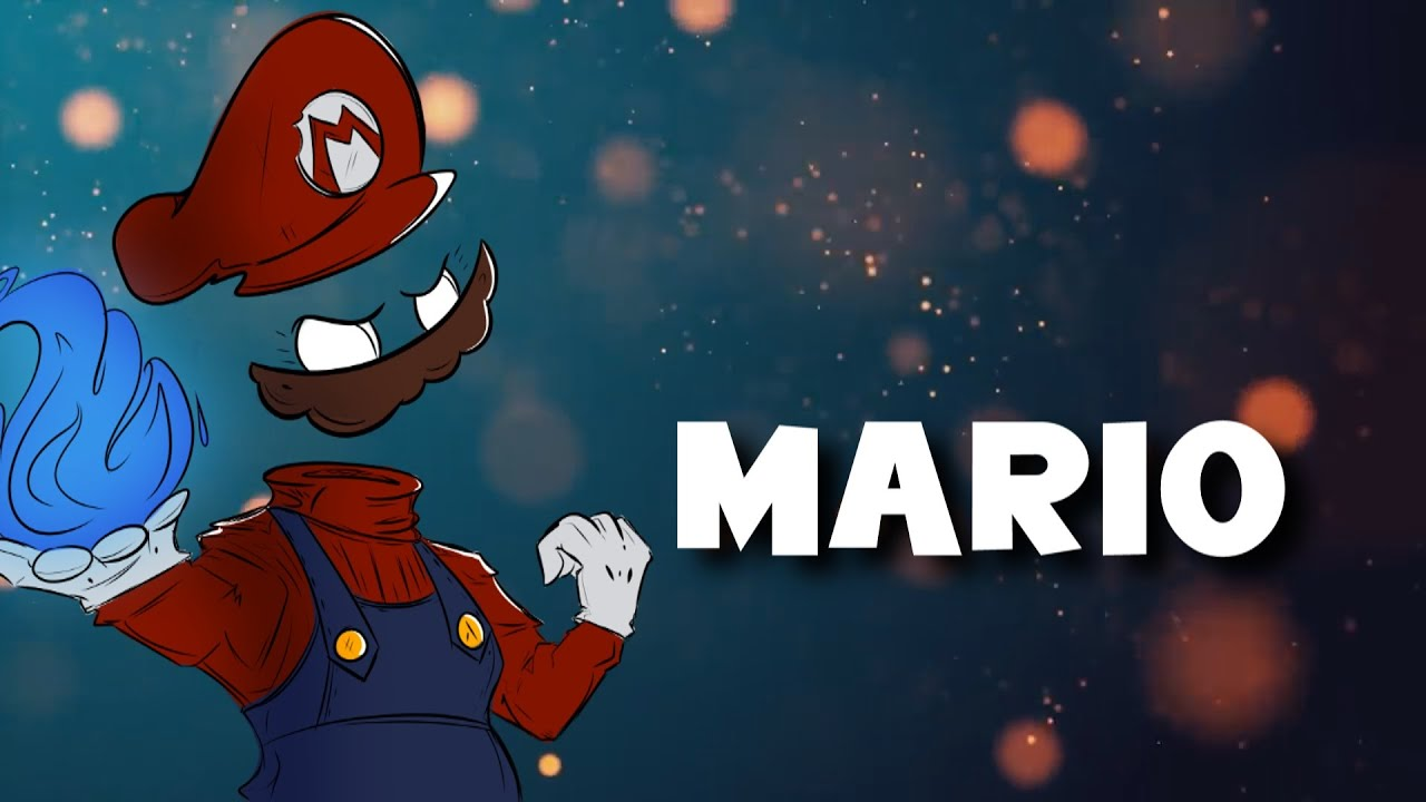 FNAW FIGHTERS Character Showcase - Mario