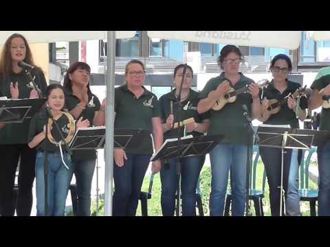 Grupo de Cavaquinhos A.C.Mujães - Apresentação 2015