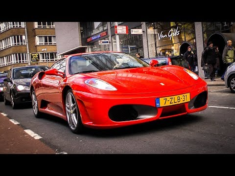 Ferrari F430 - LOUD Revs, Accelerations & Sounds!