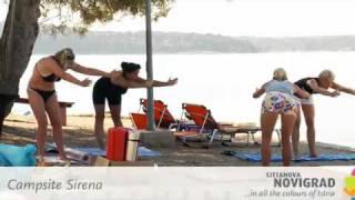 Camping Sirena - Novigrad Istria - Croatia