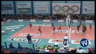 Volley: nei playoff Exprivia Molfetta a testa alta contro la capolista Trentino