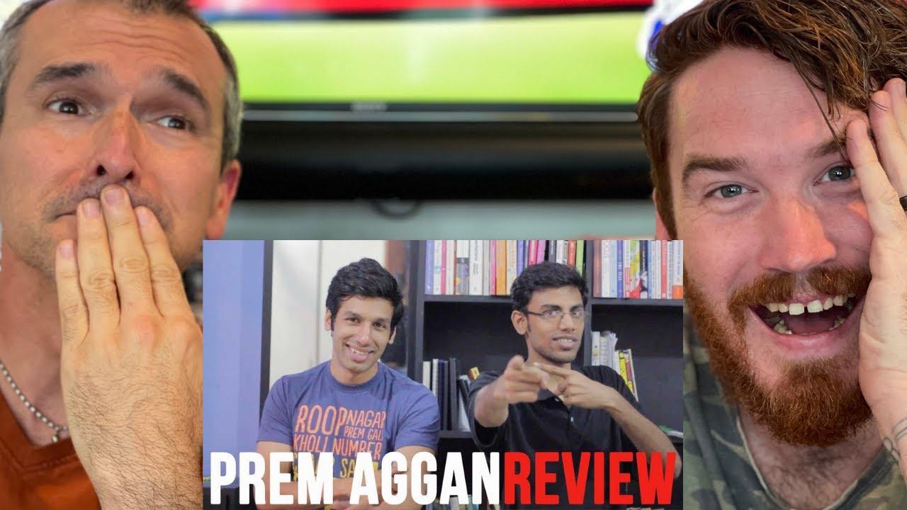 PRETENTIOUS MOVIE REVIEWS   Most Exercise Ever   Prem Agan   REACTION!!