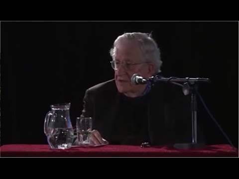Noam Chomsky - Anarchism and Power