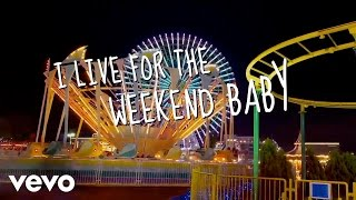 The Sounds - Weekend (Lyric Video)