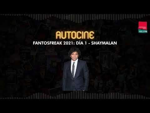 FANTOSFREAK 2021 | Día 1 |  Shaymalan con POL DIGGLER