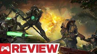 Warhammer 40,000: Gladius - Relics of War Review