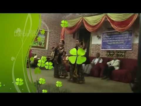 Ridima n Ruja Shakya - kalkal Kholaa [HD] [Kids Sansar]