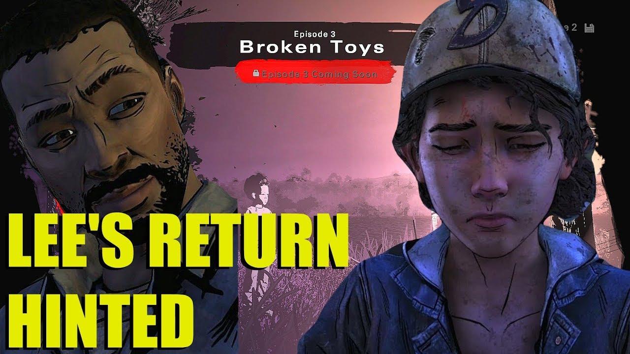 The Walking Dead:Season 4 Episode 3 \